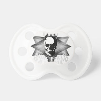 Necessary Evil Pacifier
