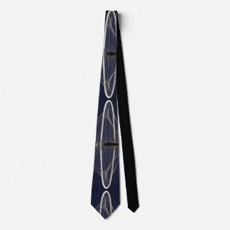 Neck Tie Dallas Calatrava Bridge