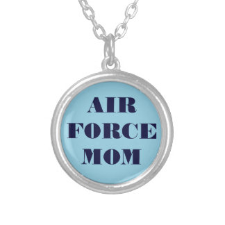 Necklace Air Force Mom