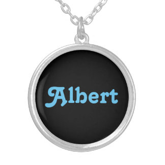 Necklace Albert