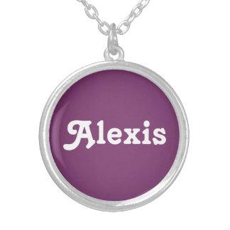 Necklace Alexis