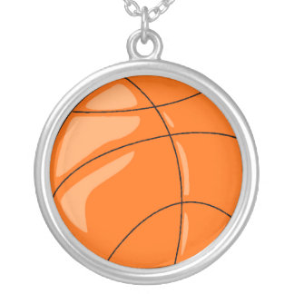 Necklace - Basketball