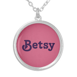 Necklace Betsy