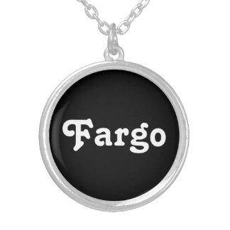 Necklace Fargo