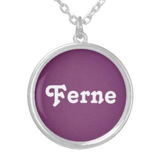 Necklace Ferne