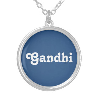 Necklace Gandhi