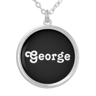 Necklace George