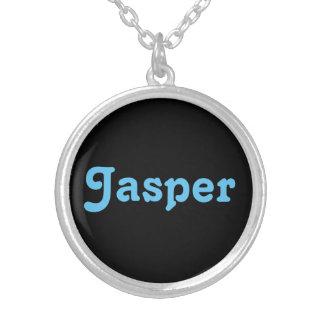 Necklace Jasper