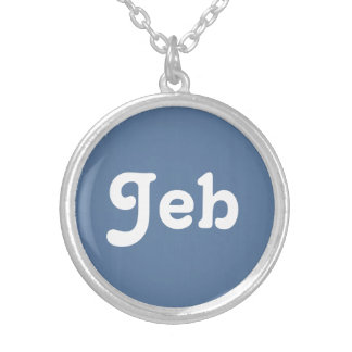 Necklace Jeb