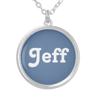 Necklace Jeff
