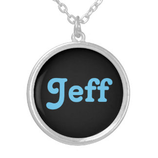 Necklace Jeff