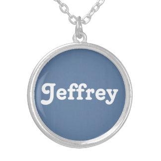 Necklace Jeffrey