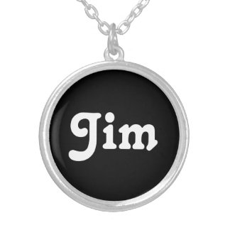 Necklace Jim