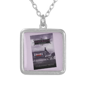 Necklace, Lady of Ashes, Stolen Remains Silver Plated Necklace