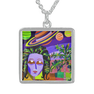 """Necklace """"Mother Earth"""" by MAR"""