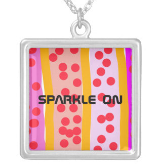 Necklace of Sparkles