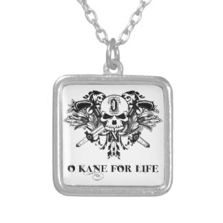 Necklace: O'Kane for Life Silver Plated Necklace