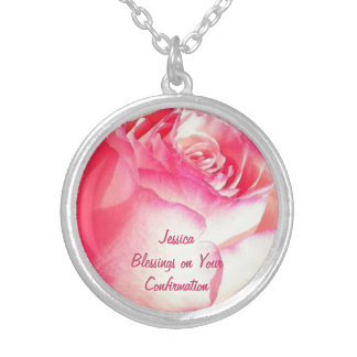 Necklace - Pink Rose Celebration