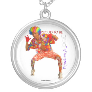 Necklace sean360x 360° Clown Proud