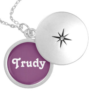 Necklace Trudy