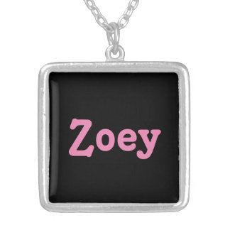 Necklace Zoey