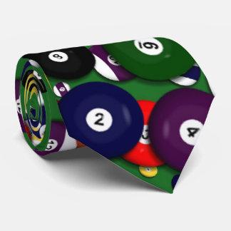 Necktie - Billiards