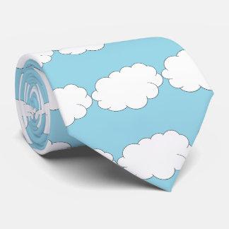 Necktie, Blue sky Tie