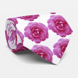 Necktie - Dark Pink Rose