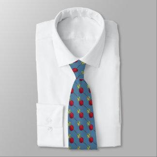 Necktie with Beets
