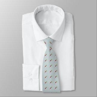 Necktie with French Radish