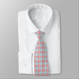 Necktie with Octopus