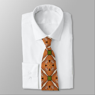 Necktie with samisk design (unique)