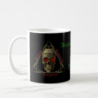 Necromancers Guild Coffee Mug