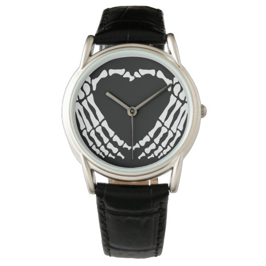 Necromantic Hands Wrist Watch