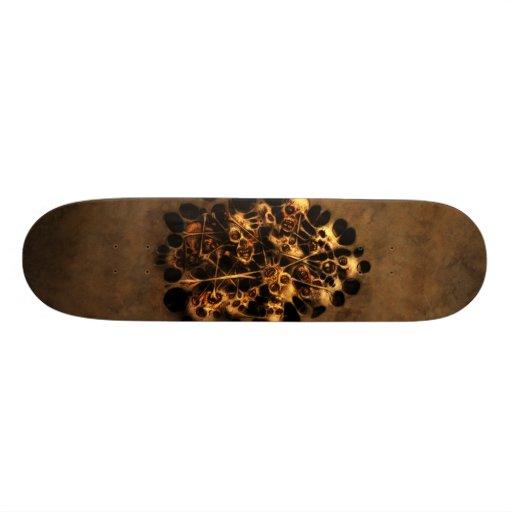 Necronomicon Ex-Mortis Skate Boards
