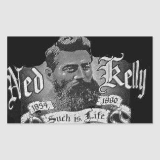 Ned Kelly - An Australian Legend Sticker