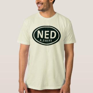 Nederland CO 8,230 FT Elevation NED Shirt