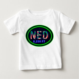 Nederland CO 8,230 FT Tie Dye NED T-Shirt