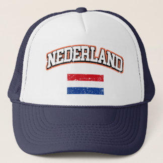 Nederland  Flag Trucker Hat
