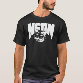 NEDM Black and White Shirt