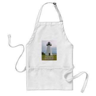 Ned's Point Lighthouse Massachusetts Cooking Apron