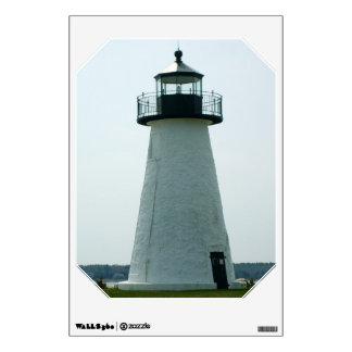Ned's Point Lighthouse Wall Decal