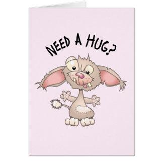 Need A Hug Card