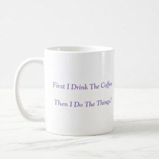 Need Coffee! Coffee Mug
