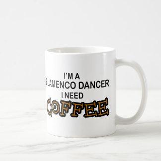 Need Coffee - Flamenco Coffee Mug