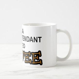 Need Coffee - Flight Attendant Coffee Mug