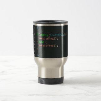 Need Coffee Mug - PHP Computer Programmer