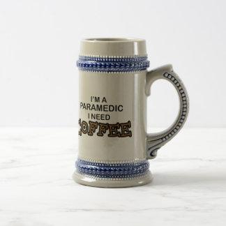 Need Coffee - Paramedic Beer Stein