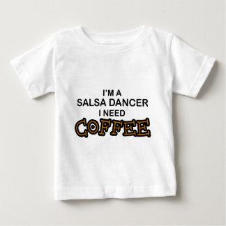 Need Coffee - Salsa Dancer Baby T-Shirt
