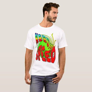 Need for Speed T Shirt with a twist- Vivid Colors